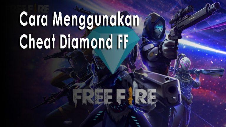 Cara Menggunakan Cheat Diamond FF