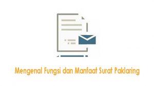 Mengenal Fungsi dan Manfaat Surat Paklaring